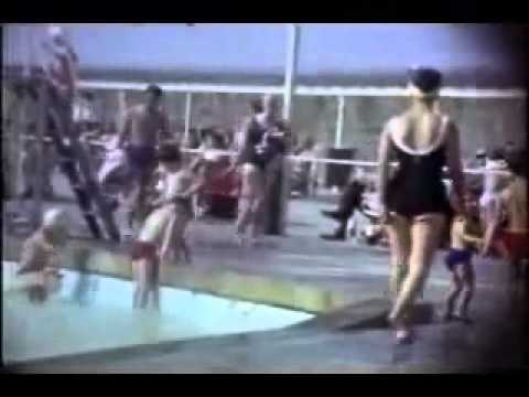 Footage Of The Pool In Weston Super Mare Youtube