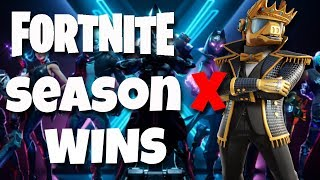 Fortnite Season X! Help Me Get Wins!