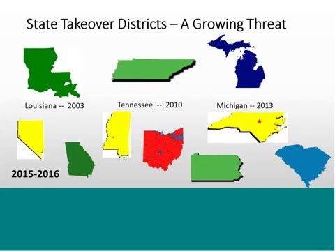 The Facts about State Takeovers of Public Schools - Webinar