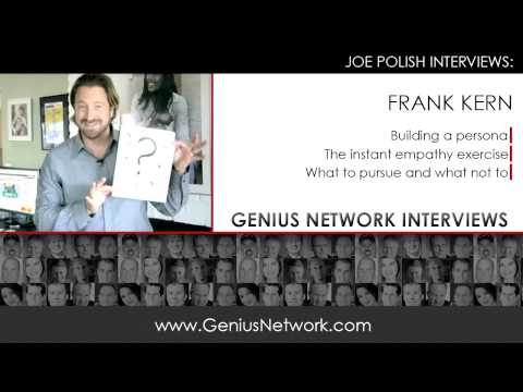 Frank Kern:  Genius Network Interview
