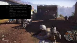 Tom Clancy Ghost Recon Wildlands]Meet Sgt Hudson[