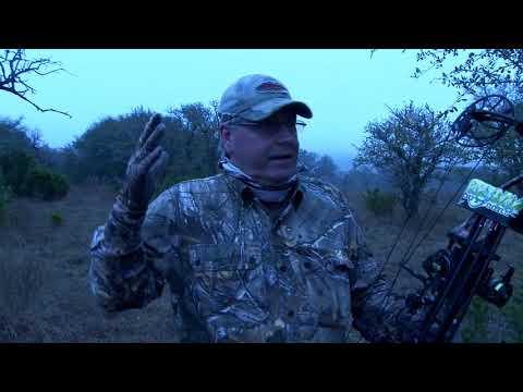 Wayne Burns Turkey Kill in Blanco texas