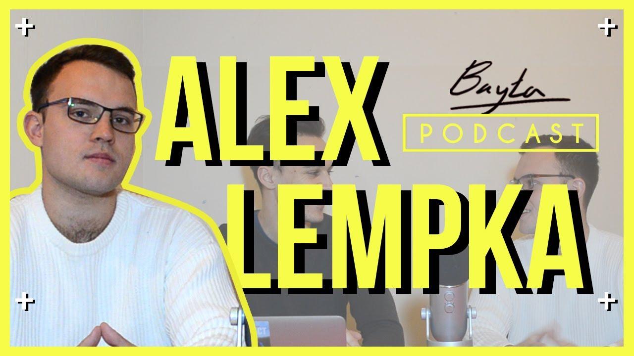 Alex Lempka - Blockchain, Crypto & Business: Life as a Student Entrepreneur -Co-Founder of Coino