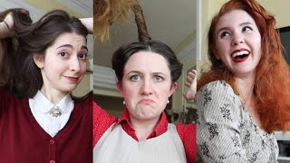 Swapping Signature Hairstyles with Bernadette Banner and Rachel Maksy