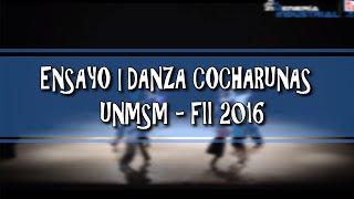 Ensayo | Danza Cocharunas |  Unmsm - Fii 2016
