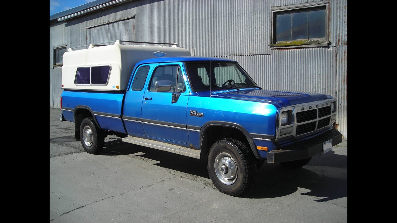 Maxresdefault on 1984 Dodge Ram 3500