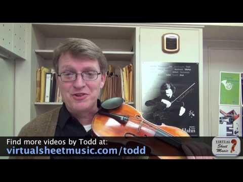 How to Study the Allemande from Partita No. 2 - Music Video Lesson Preview
