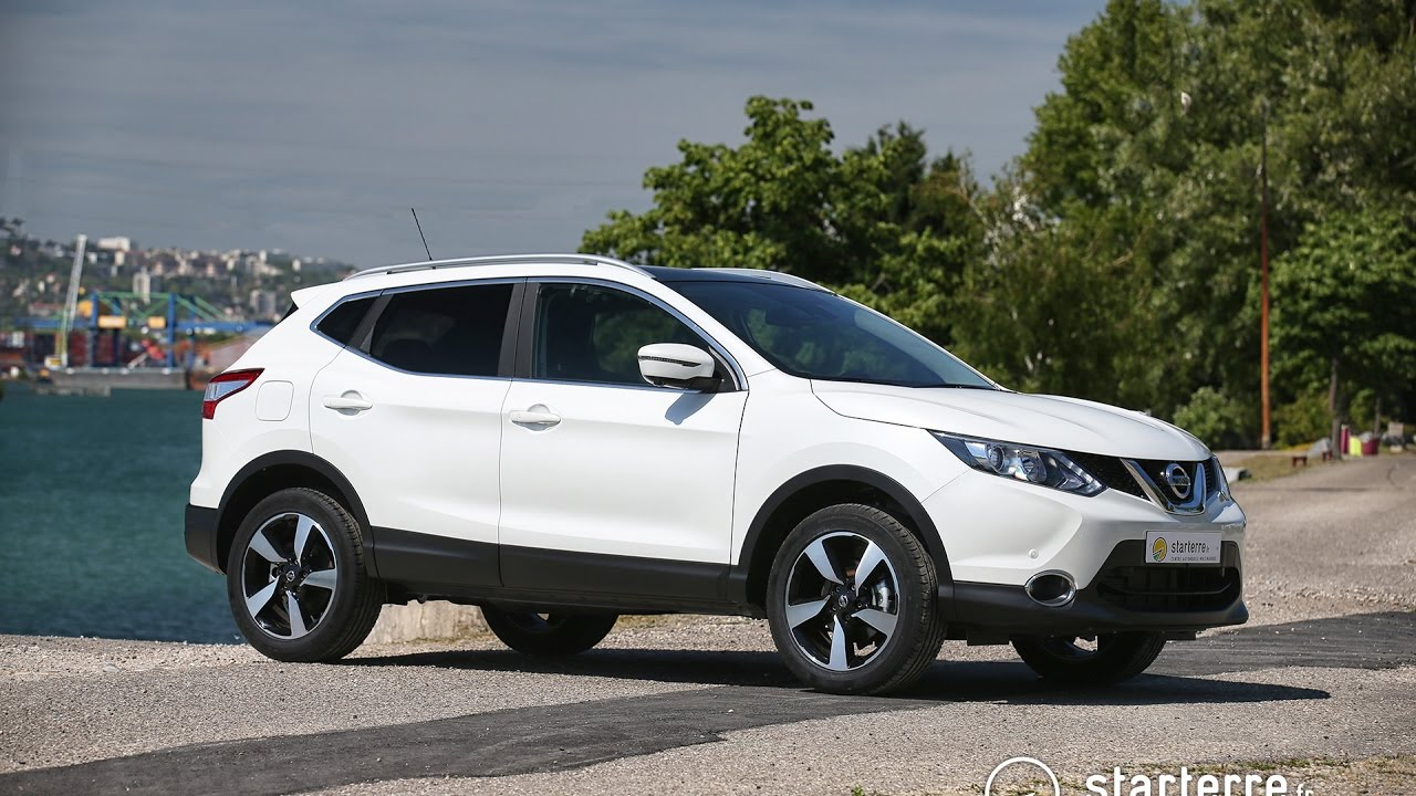 nissan qashqai 1.2 dig-t 115 n-connecta - youtube
