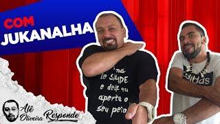 JUKANALHA NA RESENHA MAIS RAIZ DO YOUTUBE NO ALÊ OLIVEIRA RESPONDE #85