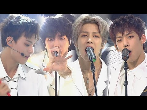 《Comeback Special》 IZ(아이즈) - ANGEL @인기가요 Inkigayo 20180506