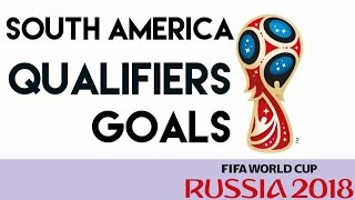 Qualifiers South America►Goal HD►2018 FIFA World Cup Russia™►GOAL of MATCH