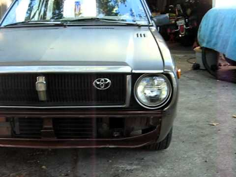 1978 toyota corolla Wagon