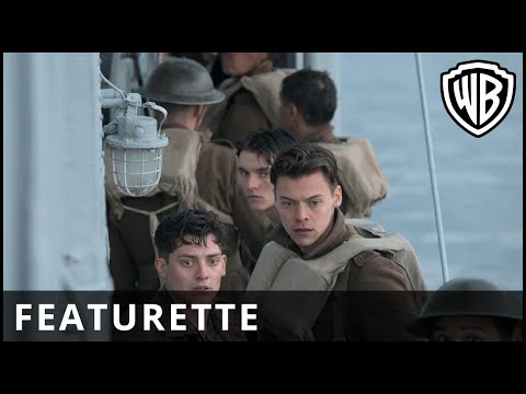 Dunkirk – Intense Ride Featurette - Warner Bros. UK