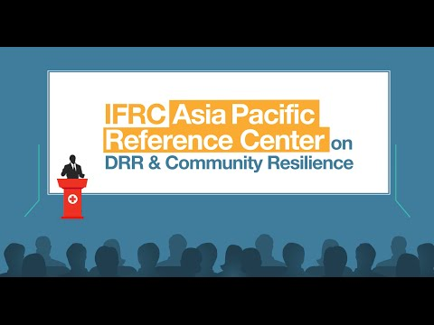 Asia Pacific Reference Centre on Disaster Risk Reduction and Community Resilience