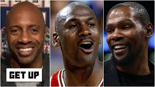 Jay Williams agrees with Kevin Durant: MJ would be the best player in today's NBA | Get Up