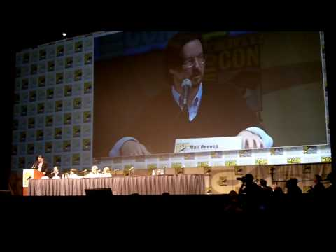 Comic Con 2010: LET ME IN Panel - Part 1