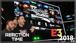 Xbox E3 2018 Briefing - Reaction Time!
