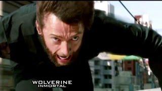 Detrás de cámaras Wolverine: Inmortal