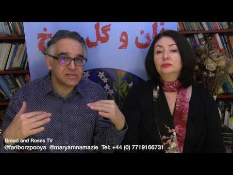 The Iranian Revolution and the Islamic counter-revolution, Bread and Roses TV