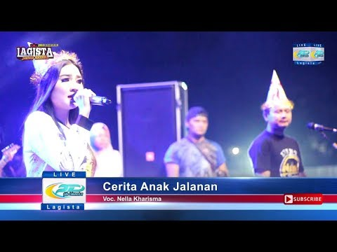 Cerita Anak Jalanan - Nella Kharisma - Lagista Terbaru November 2017