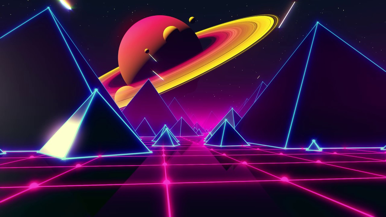 vj loop 002 wraith youtube