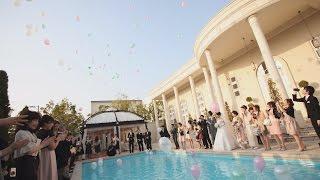 結婚式はウェディングプランナーだけではなく、たくさんのサービススタ...