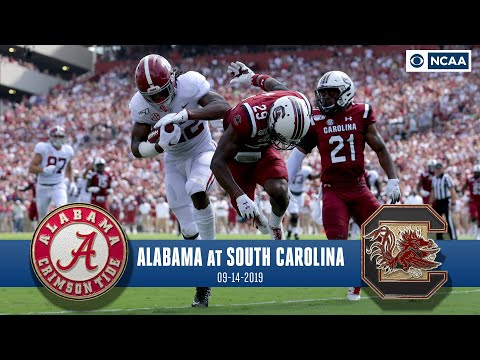image for #2 Alabama- 47 South Carolina- 23 | September 14th, 2019