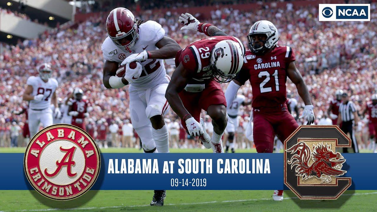 THEY SAID IT: Alabama vs. South Carolina