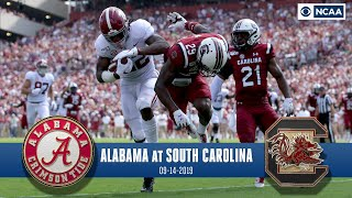 No. 2 Alabama vs South Carolina Recap: Tua Tagovailoa & playmakers lead Bama to big win | CBS Sports