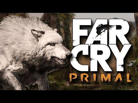 Far Cry Primal - BERBURU SERIGALA PUTIH !! - Intro FCP