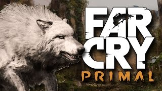 Far Cry Primal - BERBURU SERIGALA PUTIH !! - Intro FCP