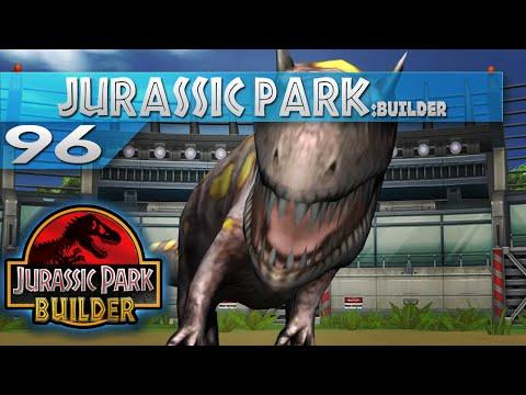 Jurassic Park Builder || 96 || Another Gold Battle