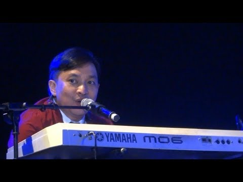 [HD] Yovie & Nuno - Menjaga Hati - Prambanan Jazz 2017 [FANCAM]