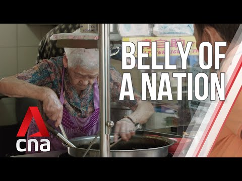 Singapore&39;s hawker culture: how did it all start?  Belly Of A Nation  Part 1   Episode
