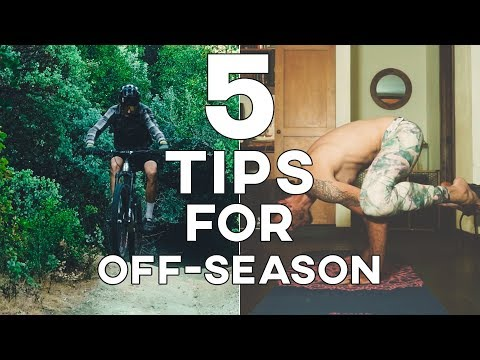 5 ways to keep your fitness over OFF-SEASON (Off-Season Cycling Tips)