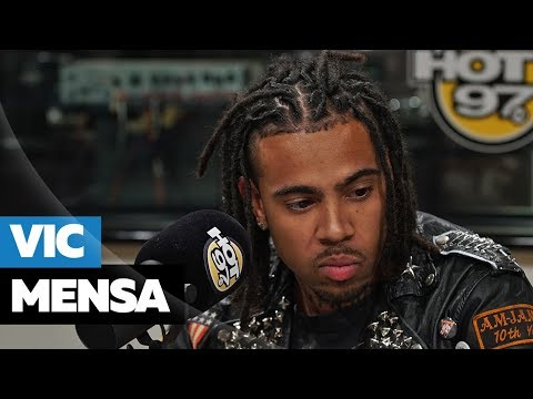 VIC MENSA FREESTYLES ON FLEX | #FREESTYLE071