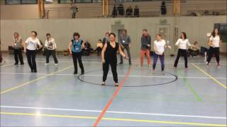 DTV Tanz des Jahres 2017  Can´t stop the feeling