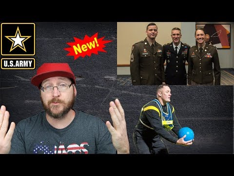 New Army PT test and uniforms in 2018?
