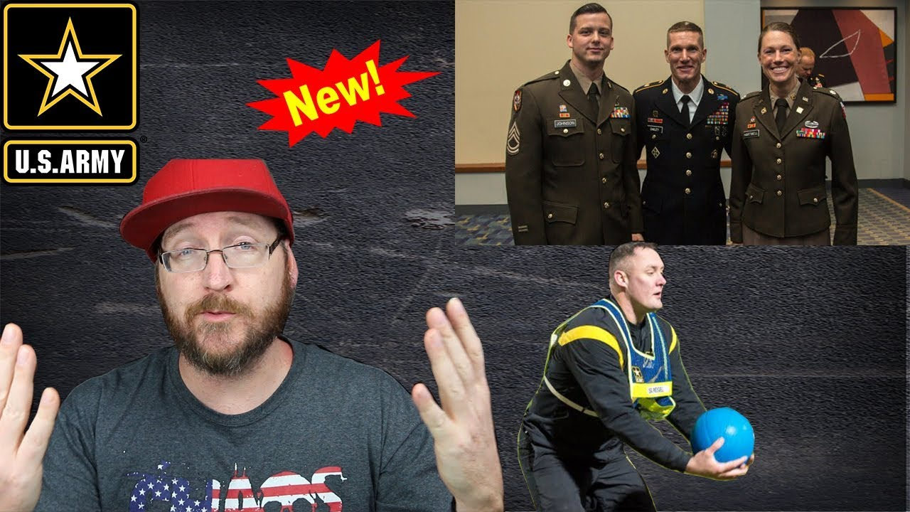 new army pt test and uniforms in 2018 youtube