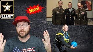 Nouvelle Armée PT test et uniformes en 2018?