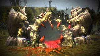 "Trailer - WARHAMMER 40,000: DAWN OF WAR II: RETRIBUTION ""Tyranid Trailer"" for PC"