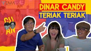 DIPEGANG-PEGANG SULE, DINAR CANDY TERIAK-TERIAK!! ANDRE SAMPAI KAGET   CUAN - Tema Indonesia