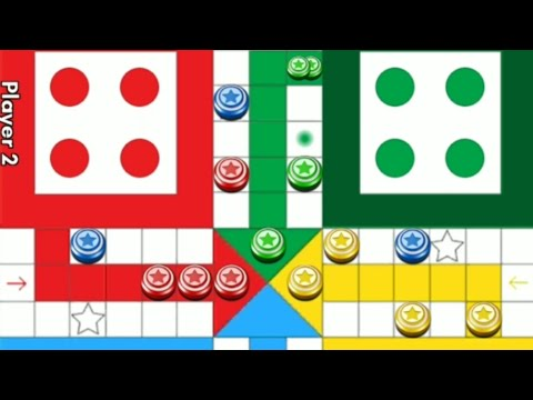 Ludo King Game On Mobile | LUDO King Mobile Rush Mode Vs Computer | Ludo Board Games | Gameplay #37 from YouTube · Duration:  3 minutes 40 seconds