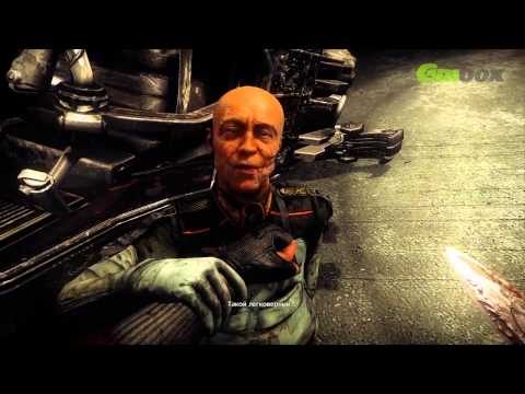 Wolfenstein: The New Order. Финальный босс. Генерал Череп