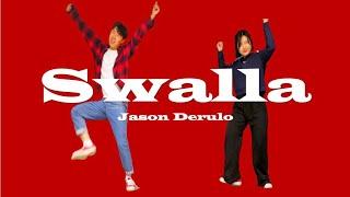 스왈라~ 다이어트 댄스 Jason Derulo - Swalla (feat. Nicki Minaj & Ty Dolla $ign) 2주에 10kg 빠지는 춤 43