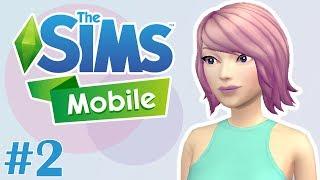 ЛЮБОВЬ С ПЕРВОГО ВЗГЛЯДА - The Sims Mobile - #2
