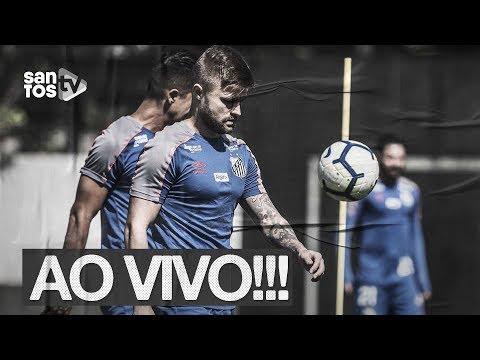 EDUARDO SASHA | COLETIVA AO VIVO (29/08/19)