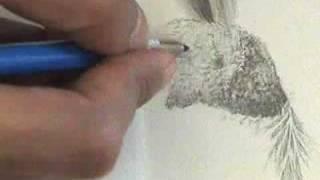 Pencil Drawing Texture Practice-Rocks