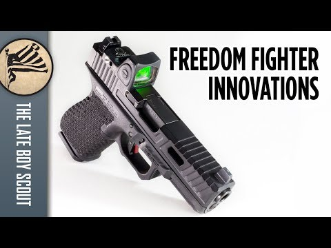 Great Glock Mods: Freedom Fighter Innovations G17