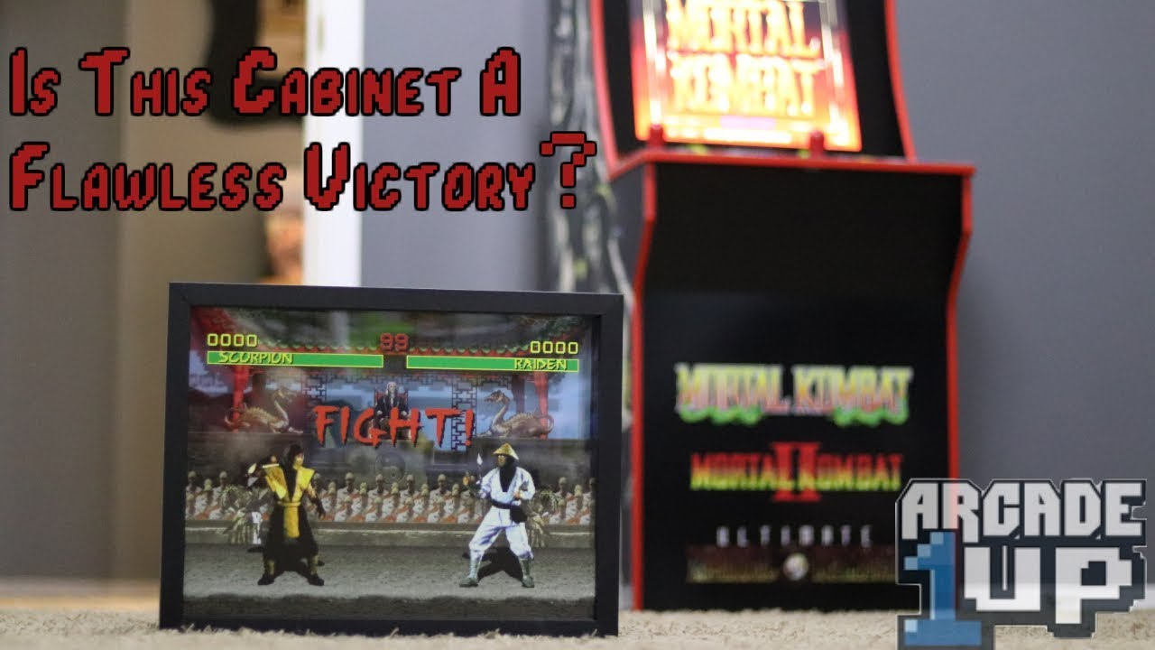 Arcade1Up Mortal Kombat Review - Is It The Best Arcade1Up Cabinet Yet!?